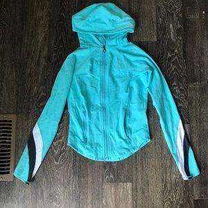 Lululemon zip up hoodie size 4